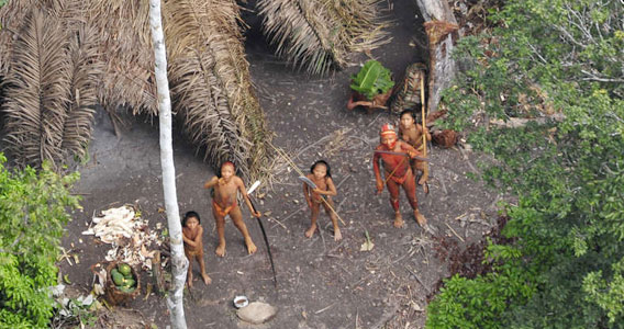 Peru Uncontacted Tribes