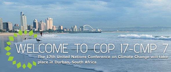 COP17 Durban 2011