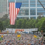 Peachtree Road Race Green Sustainable
