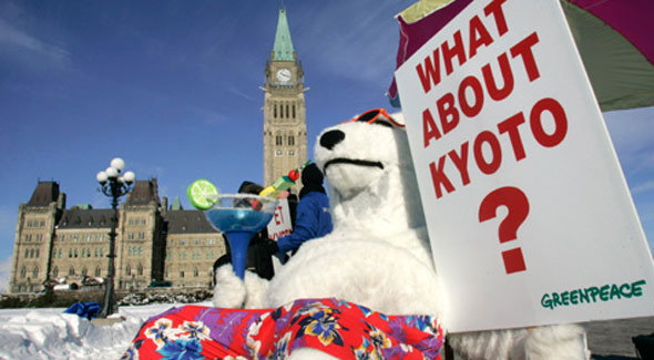 Kyoto Protocol must not die