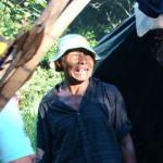 Brazilian gunmen brandish tribal hit list