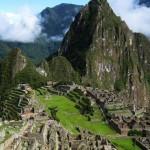 Ads target Machu Picchu tourists