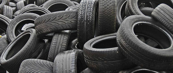 Tyre Waste Management