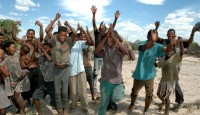 Bushmen beaten in Reserve