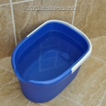 Shower Water and Sustainable Living