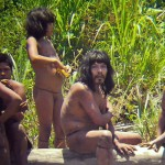 Amazon Indians Territory under threat