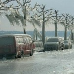 Global freezing