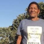 Botswana tribes peoples hunters, not poachers