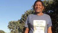 Botswana tribes peoples hunters, not poachers