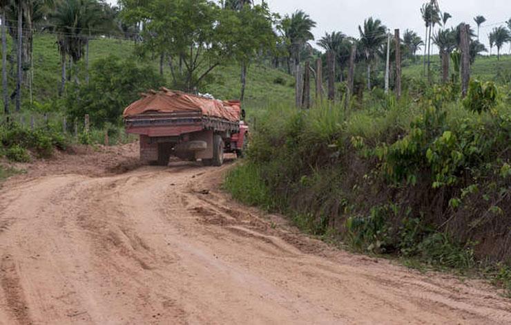loggers - awa brazil indians
