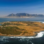 Solar Power plan for Robben Island